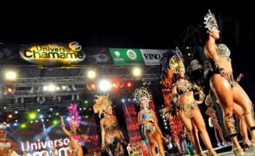 Entre sapucays y carnaval, cerró la 24º Fiesta Nacional del Chamamé