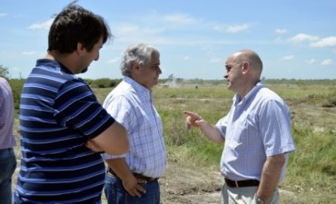 Inician trabajos para urbanizar Santa Catalina