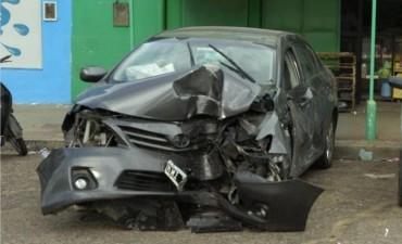 Sobrino del ministro Braillard Poccard está en grave estado tras brutal accidente