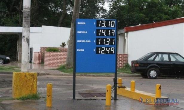 El año inició con una baja del 5% en los combustibles pero hoy suben los peajes