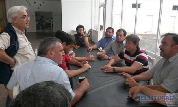 Recorridas por Perugorría, Yatay Ti Calle y Martínez