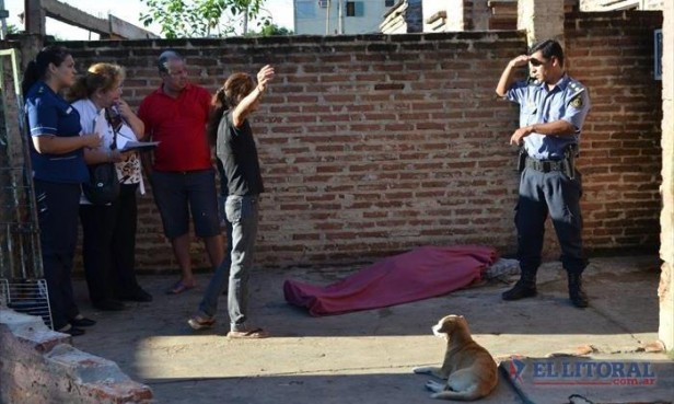 En confuso episodio matan a golpes a un joven en pleno barrio San Marcos