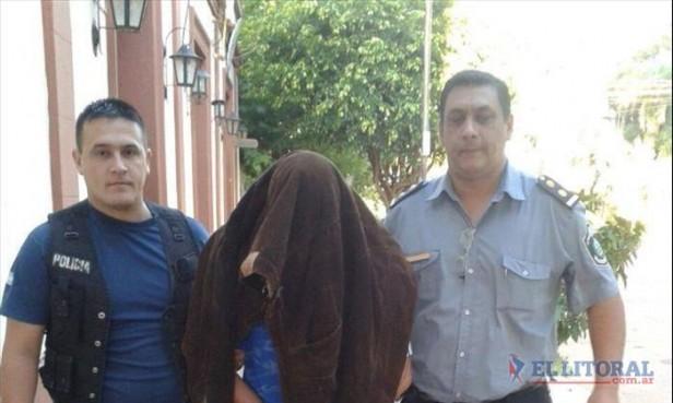 Alvear: dos detenidos vinculados a sendos asaltos