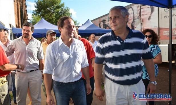 Interna del PJ: Camau y Ríos no descartan acercamientos