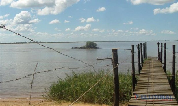 Menor de 13 años murió ahogado en playa no habilitada en Paso de la Patria