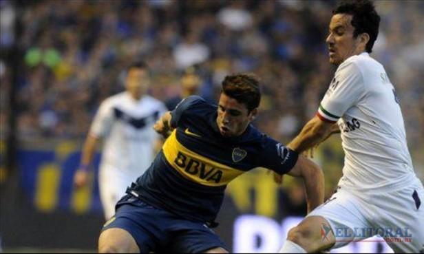 Boca Juniors y Vélez juegan por un lugar en la Copa Libertadores