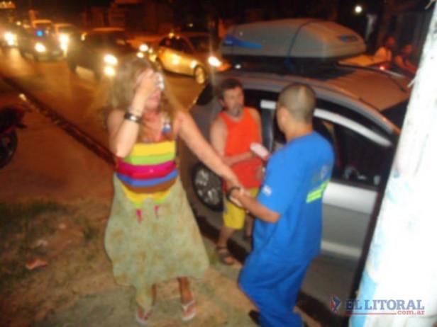 Violento ataque delictivo contra turistas