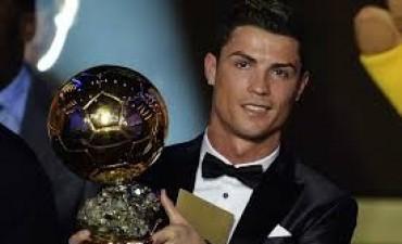 Cristiano Ronaldo se llevó el Balón de Oro 2014