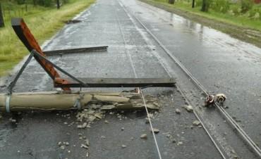 Varias localidades estuvieron sin energía mientras la Dpec intensifica trabajos