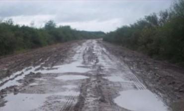 Productores de Caseros preocupados por el mal estado de diferentes caminos del departamento