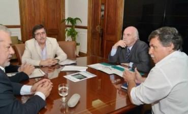 Emergencia agropecuaria: la Provincia y Nación coincidieron en diagnóstico y acordaron acciones