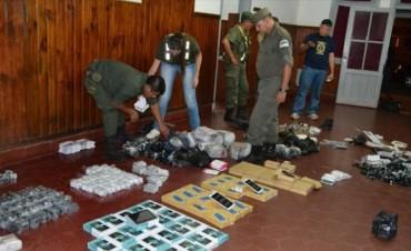 Santo Tomé: secuestran electrodomésticos valuados en 800 mil pesos
