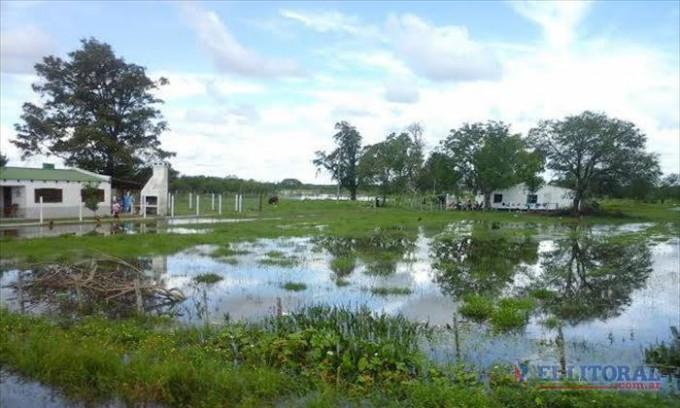 Inundación: tramitarán líneas de crédito a tasa cero para afectados en varias comunas