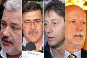 Ministros correntinos apuestan a lo urgente y proyectos a largo plazo