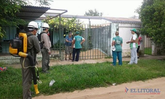 Dengue: detectaron en el barrio 17 de Agosto un nuevo caso sospechoso
