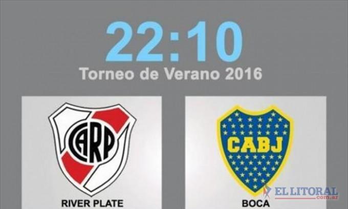 Boca y River juegan esta noche el primer Superclásico del año en Mar del Plata