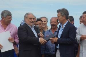 Colombi anunció que reclamará 15% de coparticipación por vía judicial