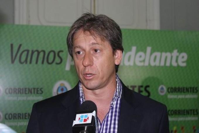 Eduardo Vischi asegura que no hay confrontación con Nación