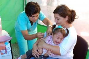 La capacitación sobre vacunas recorre el interior correntino