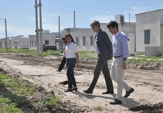 Nación anunció reactivación de plan de viviendas para Corrientes
