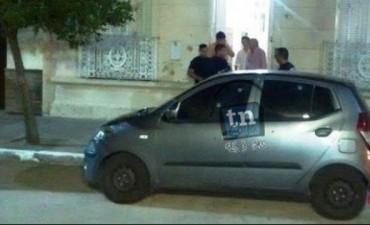 Goya: balearon el automóvil de un comerciante en noche vieja