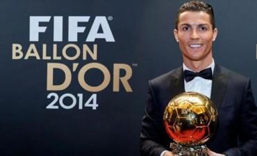 Con Messi como máximo favorito, la FIFA entrega el Balón de Oro en Suiza