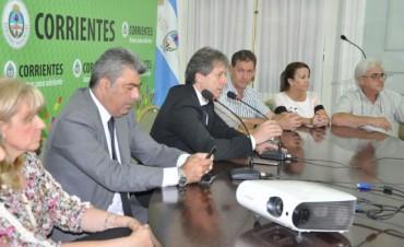 El Niño: Unicef se sumó al trabajo del Comité de Crisis correntino
