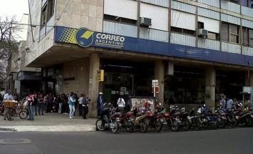 Trabajadores de Correo Argentino levantaron el paro