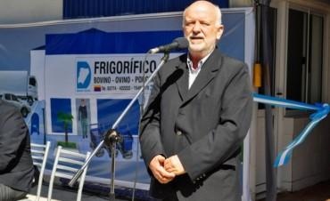 Osella reportó avances en gestiones por fondos para parques industriales
