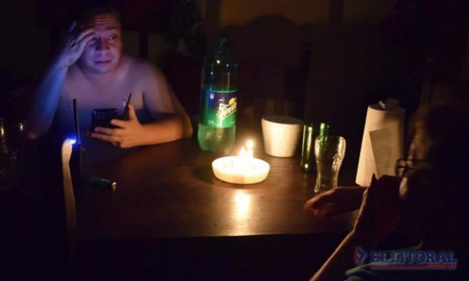El 30% de la ciudad se quedó sin energía por nuevas fallas en la ET Santa Catalina