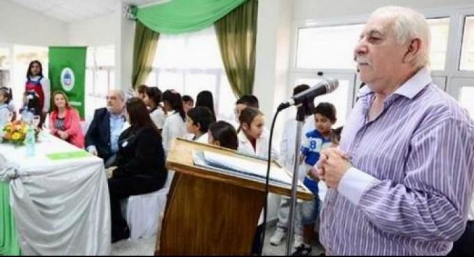 El Intendente criticó la situación del hospital