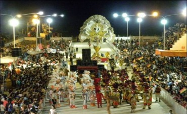 Carnaval 2017: Se prorrogaría el inicio para el sábado 28 de enero.