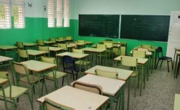 Gremios alertan que si no hay paritaria nacional peligra el inicio de clases