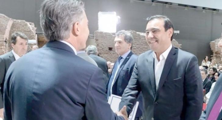 Valdés y Macri se reúnen por el desarrollo forestal