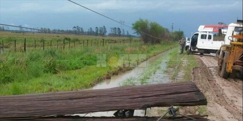 Vecinos de San Miguel preparan corte de ruta, acuciados por fallas eléctricas