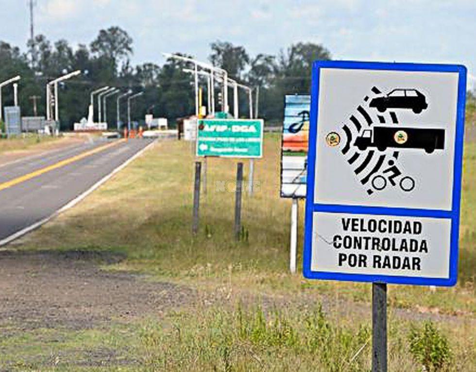 Corrientes suma más radares con fotomultas en las rutas nacionales