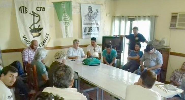 Por despidos, trabajadores del Senasa pararán hasta el viernes