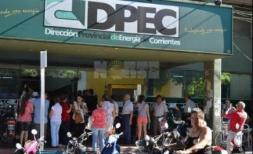En marzo o abril se trasladaría la suba de la energía a los usuarios de la Dpec