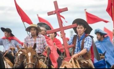 Instan a los peregrinos de la Cruz Gil a adherirse y ser misioneros de Cristo