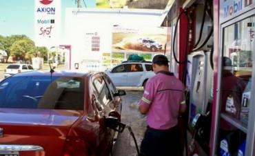 Confirman otro retoque al precio de las naftas, aumentaron un 6%