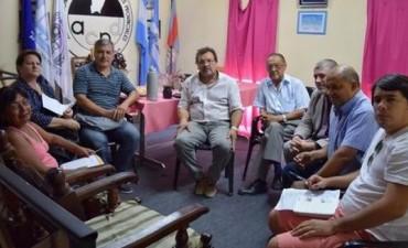 Bronca gremial docente contra decreto nacional