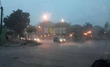 Nueva lluvia torrencial agrava la situación de los inundados
