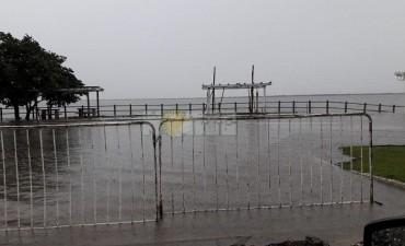La EBY anuncia la bajante del Paraná que traerá alivio a las familias evacuadas