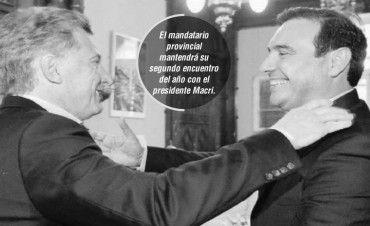 Valdés se reunió con Bullrich y Bergman; hoy se verá con Macri