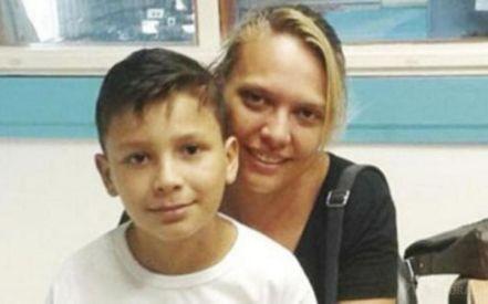 Nene santotomeño espera un corazón para seguir viviendo