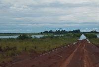 Alerta en Santo Tomé por la inminente crecida del río y desborde de arroyos