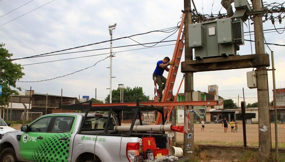 Corrientes recibió más de 200 millones de pesos para el desarrollo eléctrico