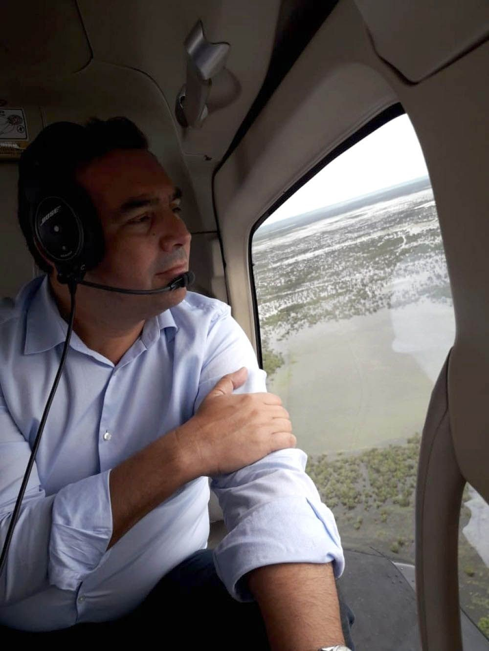 Otorgarán créditos a tasas subsidiadas a productores afectados por las inundaciones