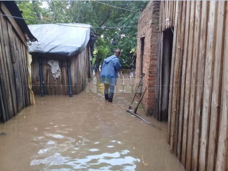 Cesaron las lluvias y algunos evacuados del interior regresaron a sus hogares