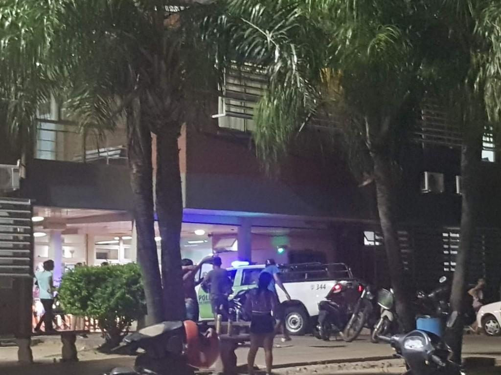 Corridas y 31 personas heridas por gas lacrimógeno en los Corsos Barriales